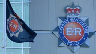 gmp flag outside their offices