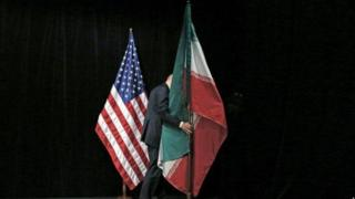 美国和伊朗