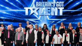 Missing People Choir on Britain's Got Talent
