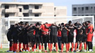 L'Ouganda est logé dans le poule B avec la Zambie, la Côte d'Ivoire et la Namibie.