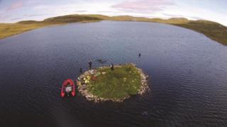 Loch Langhabhat