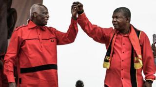 angola, passe d'armes entre les deux présidents