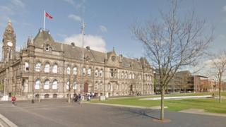Middlesbrough Town Hall and Civic Centre