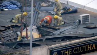 Clutha crash