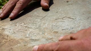 Tintagel stone