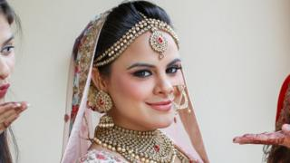 Ms Bhardwaj says brides should be allowed to wear whatever they want on their wedding day