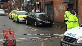Swan Street incident