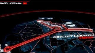 Việt Nam, F1, đua xe