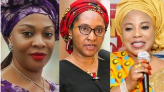 Some of di women wey dey Buhari 2019 ministerial list.