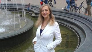 Facebook Ирины Ноздровской