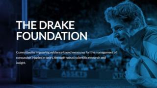 드레이크 재단 (Drake Foundation)은 2014년 세워져 체육인의 뇌진탕 문제를 해결하기 위해 노력해왔다.