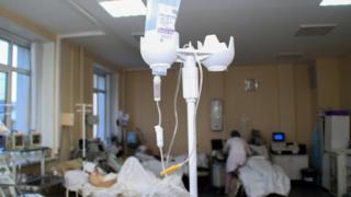 Больница в Иркутске