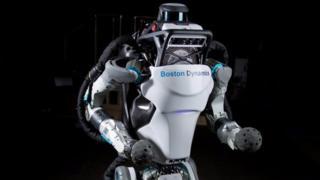 Atlas (Foto: Boston Dynamics)