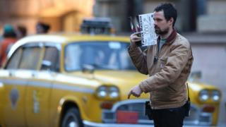 Filming of Melrose