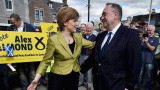 Sturgeon: Salmond may be angry I refused to collude