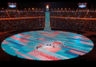 Олимпиада оюндарынын жабылыш салтанаты