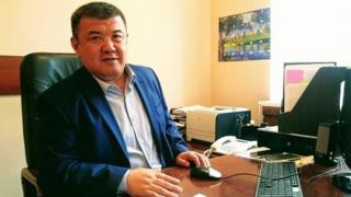 Борбордук шайлоо комиссиясынын төрага орун басары Абдыжапар Бекматов.