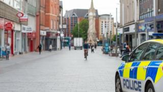 Leicester lockdown