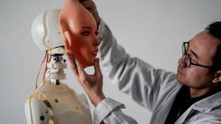 सेक्स रोबोट