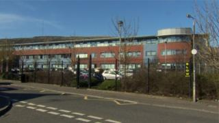 There have been ongoing problems at the west Belfast school over the past few months
