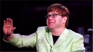 The company was behind events such as Elton John's 1998 concert at Stormont