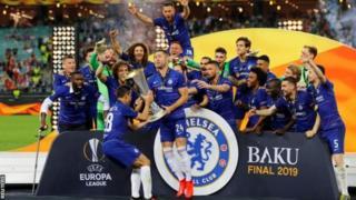 Chelsea imaze kwegukana ibikombe bitanu bikomeye by'i Burayi - Champions League imwe, Europa League ebyiri n'ibikombe bibiri by'ikitwaga Cup Winners' Cup