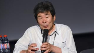Japanese director Isao Takahata