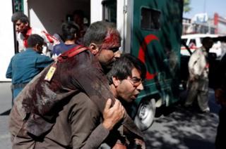 Вынос жертвы в Кабуле