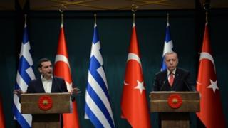 çipras ve erdoğan