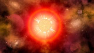 Uzmanlara göre yeni gezegen, Güneş'ten biraz daha büyük ve daha ağır olan beş milyar yaşındaki sıcak bir yıldızın yörüngesinde dolaşıyor