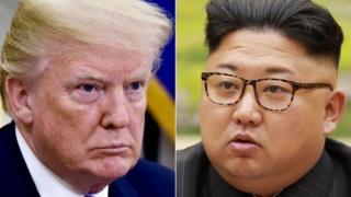ABD Başkanı Donald Trump ve Kim Jong Un