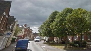 Shropshire Street (generic)