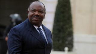 Rais Ali Bongo wa Gabon