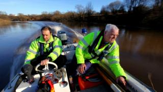 Burglars steal fuel from Glasgow Humane Society lifeboats