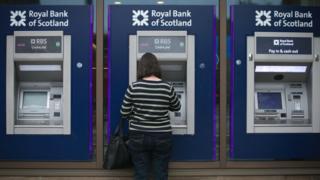 RBS cashpoints