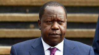 Le ministre de l'Intérieur, Fred Matiang'i, a ordonné la fermeture des bars, ce weekend.