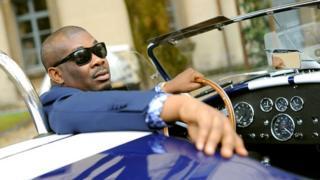 Nigerian Music producer Don jazzy