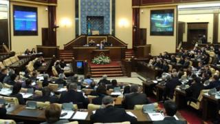 Казакстандын парламенти
