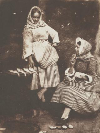Jeanie Wilson and Annie Linton