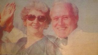Ted and Dorris Harding