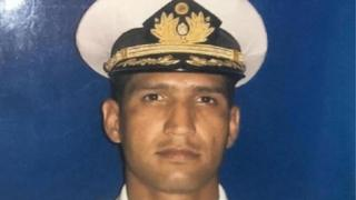Venezuela crisis: Outrage over navy captain's death in custody