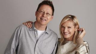 Simon Mayo: Radio 2 show with Jo Whiley was  stressful