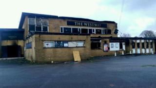 The Westway pub