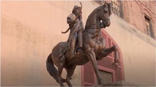رنجیت سنگھ کا مجسمہ