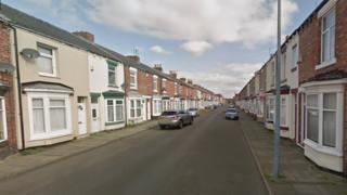 Harford Street, Middlesbrough
