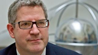 Andrew Parker - head of MI5