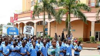 cameroun, enlèvement, bamenda, saint augustin collège de kumbo