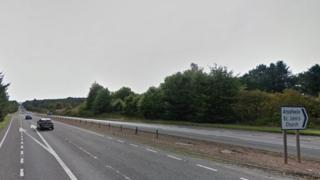 A9 near Arpafeelie