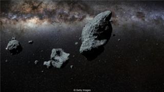 小行星的一个主要缺点是没有重力场——长远看来,这对人类健康是非常有害的(Credit:Getty Images)