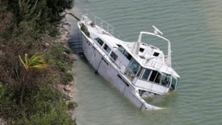 Hurricane Dorian's devastation on Grand Bahama